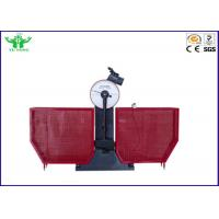 Buy cheap 150J~500J Computerized Pendulum Charpy Impact Test Equipment ~-80℃ or -40℃~-196℃ from wholesalers