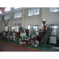 Buy cheap Low energy Green Planetary Roller Extruder for PVC Plastic , pelletizing machinery from wholesalers