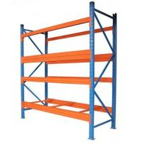 Industrial Heavy Duty Removable Warehouse Storage Racks For Warehouse Rack Installation