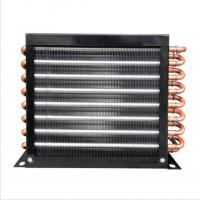 Buy cheap FNA-1.1/5.0 Air Cooled Condenser , single fan refrigeration condenser coil from wholesalers