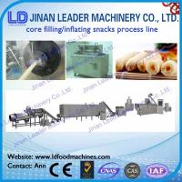 Buy cheap Core Filling Inflating Snacks Process Line automatic food machine from wholesalers