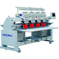 Buy cheap Computerised Multi-head Sequin Embroidery Machine , 5″ LCD show from wholesalers