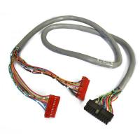 Buy cheap UL1007 / 1015 10AWG Cable Harness Assembly DF15 - 04S - 2.0C Connector For Winder from wholesalers