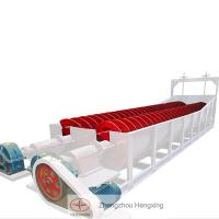 Buy cheap Double Drum Spiral Sand Washing Machine For Sri Lanka Sand Cleaning from wholesalers