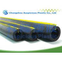 Buy cheap EPE Tube Foam Pipe Insulation Heat Preservation / High Temperature With Pre Slit from wholesalers