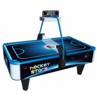Buy cheap 2017 Hot Sale Luxury Amusement Game Machines Indoor Kids Game Machine 2 Players Air Hockey Table Games from wholesalers
