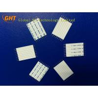 Customized FFC Flexible Flat Cables 3.0 mm Pitch Tin Plating For Fax Machine / Copier Manufactures