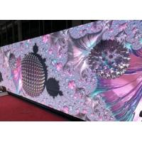 Buy cheap HD Full Colour P3.91 Indoor Rental Led Display Stage Backdrop Video Wall With High Refresh from wholesalers