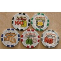 Buy cheap Poker Chip with Shiny Sticker PT-09 from wholesalers