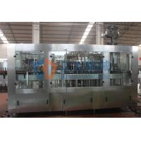 Wholesale Pressure filling capping 3-in-1 unit machine from china suppliers