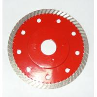 Buy cheap Sintered Super_thin Turbo Blades with Spot Welding Flange from wholesalers