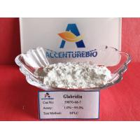 Buy cheap API Antibacterial Cosmetic Raw Materials Glabridin 40% Powder 59870 68 7 For Skin Whitening from wholesalers