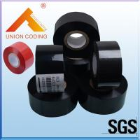 Buy cheap HC3 Type 30mm Width 120M length Black hot foil stamp printing coding from wholesalers