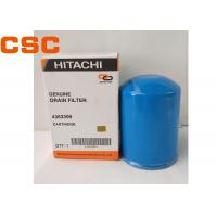 Wholesale 4363399 Filter Element Excavator replacement parts For HITACHI ZAX / EX Series from china suppliers