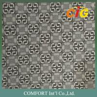 100% Polyester Auto upholstery Fabric for cars Seat 140 ~ 160CM Manufactures