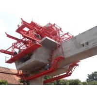 Buy cheap Custom Bridge Beam Segment Lifter With Electric Winches Technical Data from wholesalers