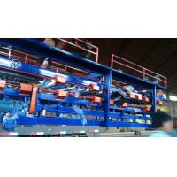 Buy cheap Cold Room Sandwich EPS Panel Production Line , Roll Forming Machine 13 Rows Rollers from wholesalers