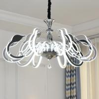 Buy cheap Sidewall glow Led swan simple chandelier Light Fixtures (WH-LC-01) from wholesalers