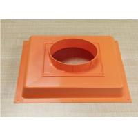 Buy cheap Custom Color Industrial Plastic Parts , Rubber Moulding Products Eco Friendly from wholesalers