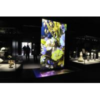 Buy cheap Durable transparent holographic rear projection film 3D Hologram Technology from wholesalers
