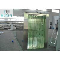 Wholesale Air Shower Tunnel Microprocessor Controller With Soft Curtain Door from china suppliers
