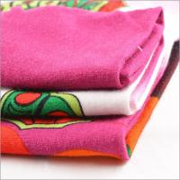 Buy cheap Rusha Textile Knit Soft Finished Ring Spun 30s Viscose Floral Print Fabric With Spandex from wholesalers