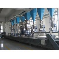 SS304/316L Detergent Powder Making Machine , Detergent Manufacturing Machines