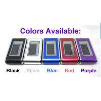 Buy cheap 2GB Clip MP3 Player With LCD Screen Black, Silver, Blue, Red, Purple from wholesalers