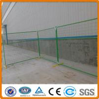 Buy cheap Crowd control barriers fence panel for Canada/ temporary fence panel from wholesalers