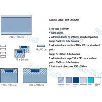 Buy cheap Universal surgical packs, General Medical Sterile Packs Low Linting With Reinforced Adhesive from wholesalers