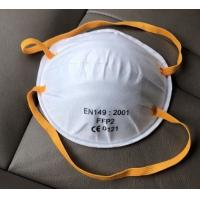 Buy cheap Disposable Particulate Respirator FFP2 Dust Masks For Industrial And Hospital from wholesalers