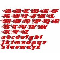 Wholesale Embroidery fonts Blazed95 from china suppliers