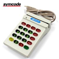 Buy cheap Card Swipe Reader / Magnetic Stripe Reader Recognize Many Kinds Barcode from wholesalers
