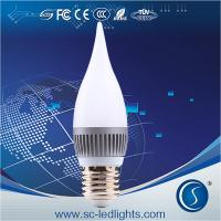 Wholesale 2014 New product flicker flame E14 candle led light from china suppliers