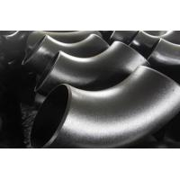 Buy cheap Seamless Carbon Steel Pipe Elbow  Butt Welded 10 inch  Long Radius from wholesalers