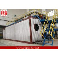 Buy cheap Industrial Hydrogen Natural Gas Steam Boiler SZS Water Tube Automatic Control from wholesalers