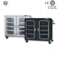 Buy cheap Custmized Nitrogen Gas Dry Storage Cabinet for Anti-ESD Dark Green Color from wholesalers