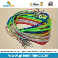 Buy cheap Colored 1.8m Long Fishing Retention Missing Rope Lanyard Leash from wholesalers