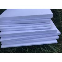 Buy cheap Chemical Resistant Expanded PVC Foam Board Recyclable For Kitchen Cabinet from wholesalers