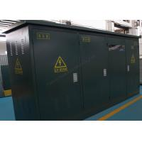 Buy cheap 11KV Outdoor Fountain American Box PV Transformer Substation 750 KVA from wholesalers