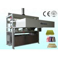 Buy cheap 1800Pcs / H Moulded Pulp Egg Carton Machine Full Automatically from wholesalers