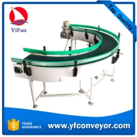 Wholesale Flat Top Modular Plastic Chain Conveyor from china suppliers