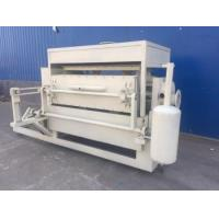 Buy cheap Recycling Pulp Small Egg Tray Making Machine For Chicken Eggs 12 Months Warranty from wholesalers