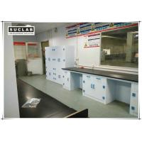 Buy cheap PP Material Chemical Lab Bench Furniture For College Chemistry Class Use from wholesalers