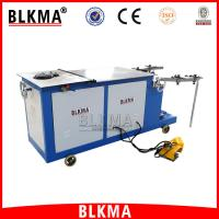 China Round duct Elbow making machine on sale