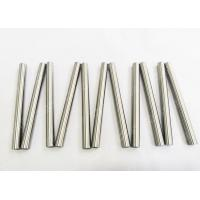 Buy cheap 10% Cobalt Tungsten Carbide Rod With 100mm Length For Drilling Purpose from wholesalers