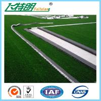 Buy cheap Green Garden Artificial Grass Turfing Surface Realistic 67200 Stitches / Sqm from wholesalers