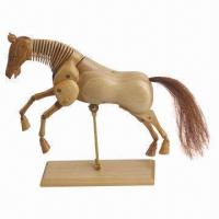 Buy cheap Horse Mannequin with Natural Color from wholesalers