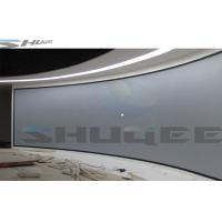 Wholesale Customized 3D Cinema System, Large Arc Theater Screen For Exhibition, Popular Science from china suppliers