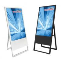 Buy cheap 32 Inch & 43 Inch Touchscreen Signage -SPA-series -All in One digital Totem Android Advertising Screen from wholesalers